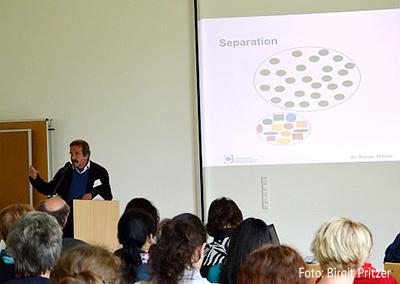 Impulsreferat von Dr. Rainer Müller vom Comenius-Institut in Münster