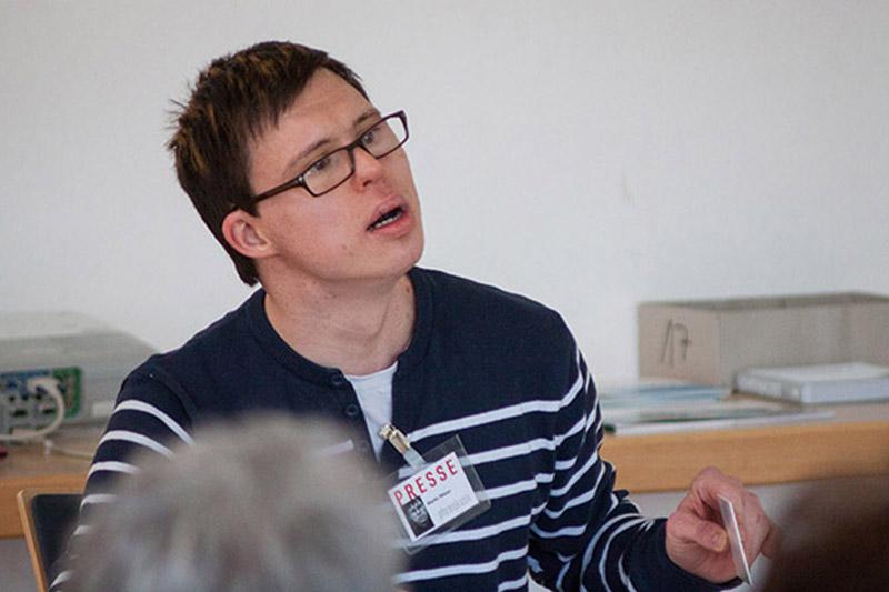Martin Weser, Redakteur Ohrenkuss