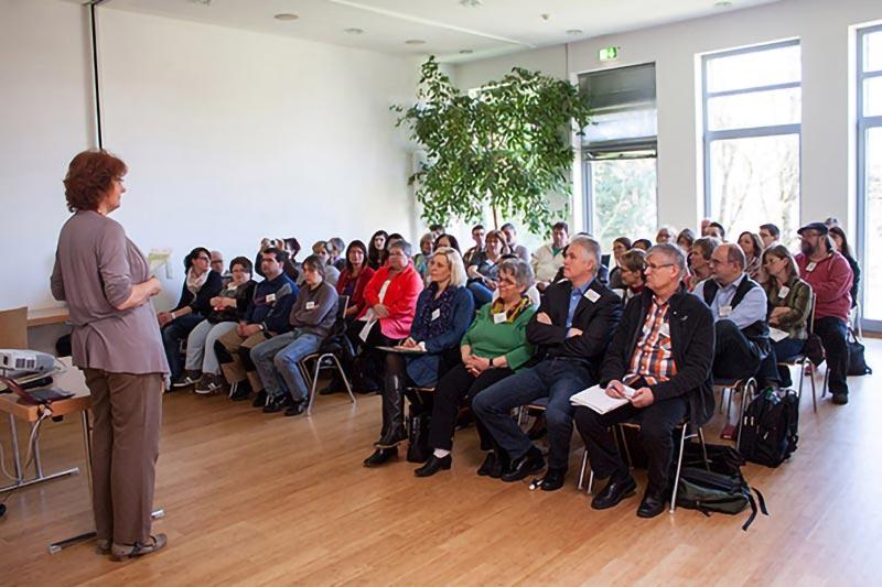 Tagung Leichte Sprache am 20.03.2014